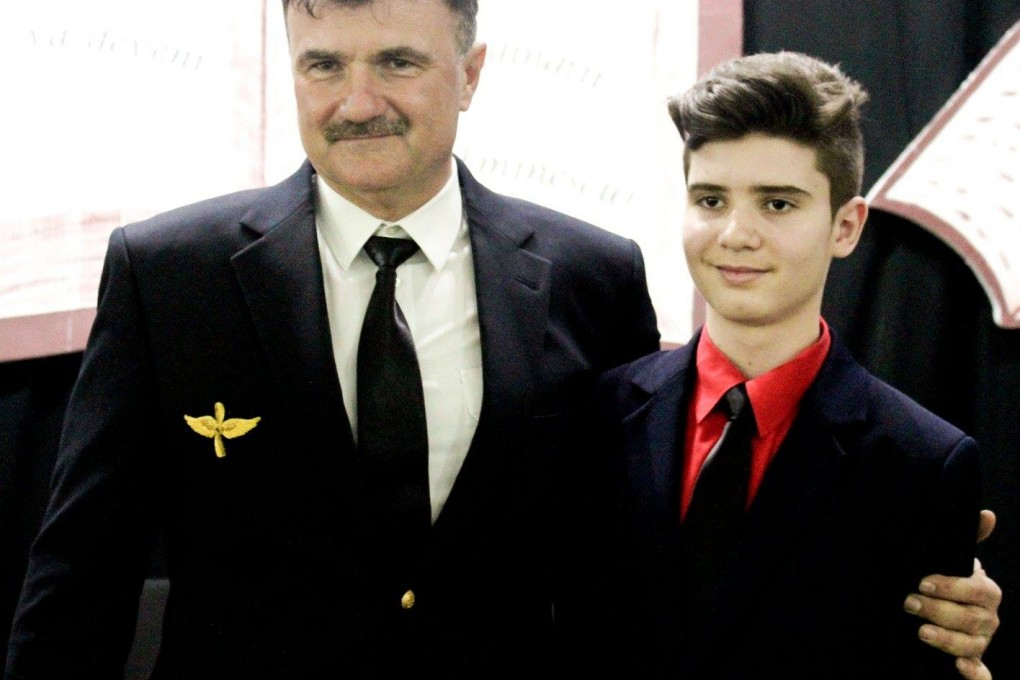 Dan Stefanescu pilot